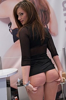 Lily Carter at AVN Adult Entertainment Expo 2012.jpg