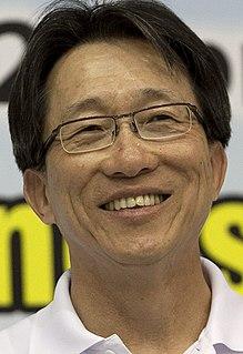 Lim Swee Say Singaporean politician