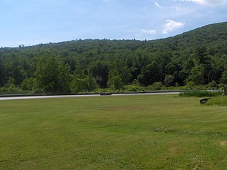 Lime Rock Park - Image: Lime Rock Park Connecticut 2