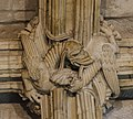 Lincoln Cathedral roof boss (32855808276).jpg