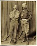 Lincoln Ellsworth og Roald Amundsen, 1926 (25663967723).jpg