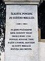 Liptovský Mikuláš tabuľa o Pongrácovi.jpg