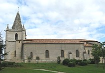Listrac-Médoc, Gironde, église Saint Martin bu IMG 1416.jpg