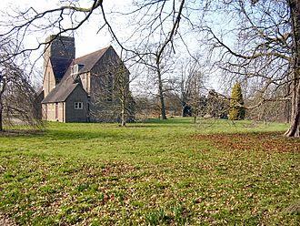 Stour Valley Walk - Little Chart Church