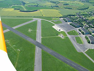RAF Little Rissington Royal Air Force airfield in Gloucestershire, England, United Kingdom