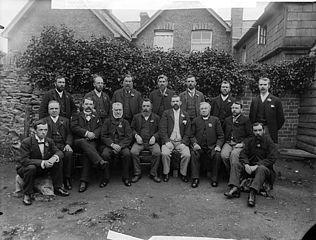 Llanfair Caereinion eisteddfod committee