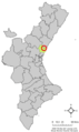 Localització de Faura respecte del País Valencià.png