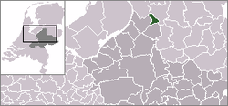 Location of Hattem