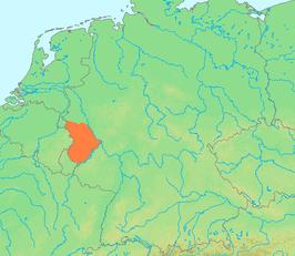 Wandelgids - Wanderführer Eifel Süd - Hikeline