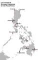 Locations of Spanish Presidios in the Philippines.png