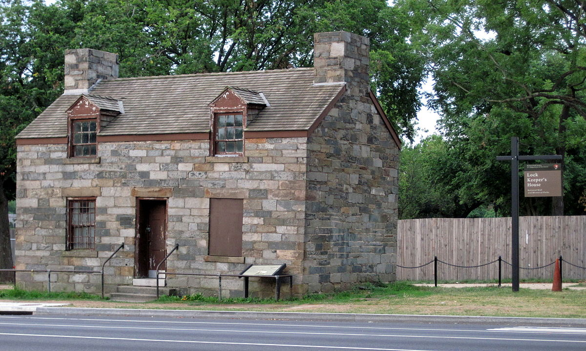 Lockkeeper S House C Amp O Canal Extension Wikipedia