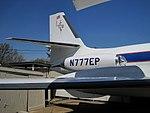 Lockheed Jetstar Hound Dog II Graceland Memphis TN 2013-04-01 020.jpg