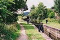 Locks Nos 10E and 11E, Huddersfield Narrow Canal, Milnsbridge - geograph.org.uk - 849485.jpg