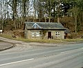 Lodge house at Butterstone - geograph.org.uk - 1768617.jpg