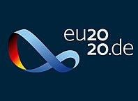 Az EU Tanács német elnökségének logója