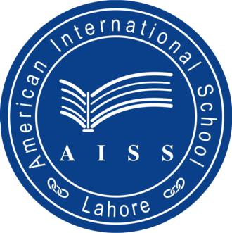 American International School System - Image: Logo ROUND blue on transparent (1422x 1425)