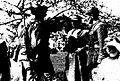 Lohrov štab se pogaja o kapitulaciji z zastopniki NOV v Topolščici.jpg