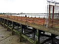 London-Woolwich, disused jetty 02.jpg