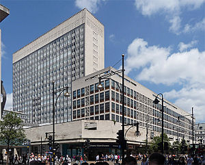 London College of Fashion, Oxford Street and 33 Cavendish Square.jpg