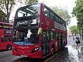 London United ADH35 on Route 27, Turnham Green Church (14245873304).jpg