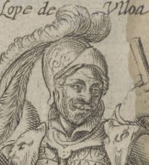 Lope de Ulloa y Lemos - Image: Lope de Ulloa