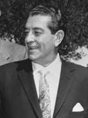 1968 Summer Olympics - Adolfo López Mateos, President of Mexico from 1958 to 1964 and first chairman of the Organization Committee of the 1968 Summer Olympics
