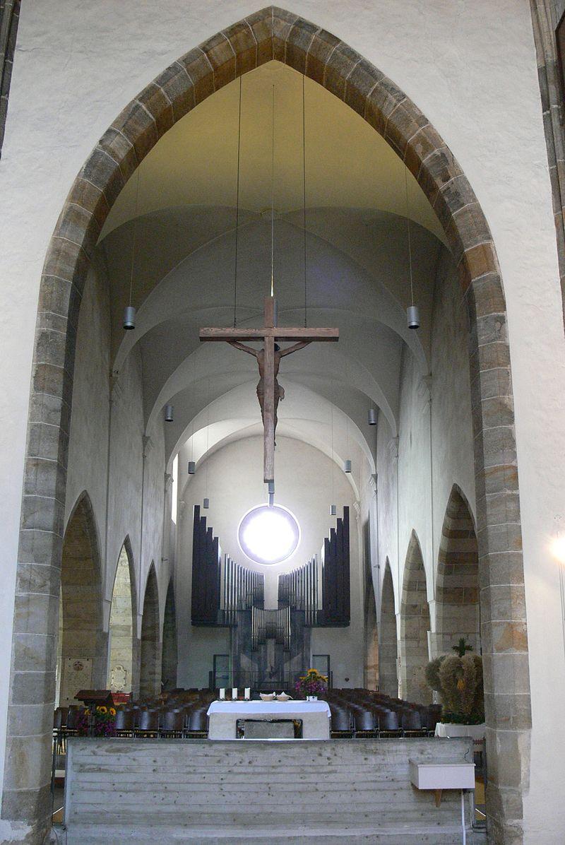 Lorch St.Laurenz - Innenraum 1.jpg