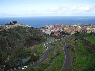Лос-Реалехос,  Канарские Острова, Испания