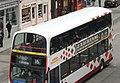 Lothian Buses bus 832 Volvo B9TL Wrightbus Eclipse Gemini SK07 CBF Harlequin livery.jpg