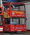 Lothian Buses open top tour bus 505 Dennis Trident SLF Alexander ALX400 T505 SSG City Sightseeing livery (2).jpg