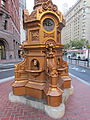 Lotta's Fountain, San Francisco (2013) - 1.JPG