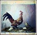 Louis Ducos du Hauron - Still life with rooster - Google Art Project.jpg