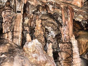 New St. Michael's Cave - Image: Lower St. Michael Cave, Gibraltar