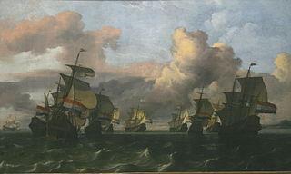 Escadre néerlandaise de la compagnie des Indes