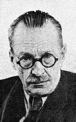 Ludwik Hieronim Morstin Polish writer 1947.jpg
