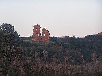 Ludworth, County Durham - Image: Ludworth Tower geograph.org.uk 245885