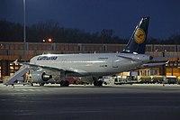 D-AIZF - A320 - Lufthansa