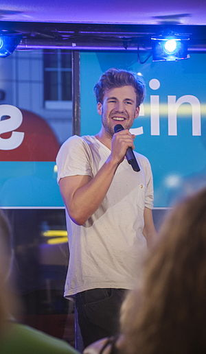 Luke Mockridge - Luke Mockridge at NightWash Comedy, Cologne