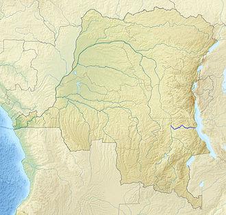 Lukuga River - Image: Lukuga river