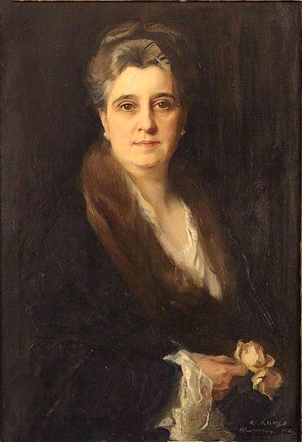 Lydia Édith Eustis (1871-1957) (B)