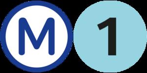 Algiers Metro Line 1 - Image: M1alger