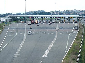 Club good - A non-congested toll road is an example of a club good. It is possible to exclude someone from using it by simply denying them access but it is not a rival good since one person's use of the road does not reduce its usefulness to others.