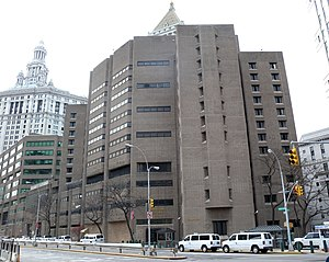 Metropolitan Correctional Center, New York City – Wikipedia