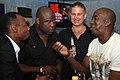 MC Solaar, Basile Boli, Frederic Lafont, Le bar blanc, Abidjan, Ivory Coast.jpg
