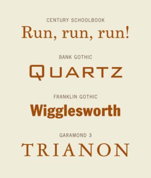 Morris Fuller Benton - Specimens of typefaces by Morris Fuller Benton.