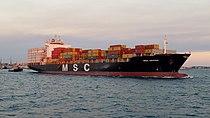 MSC Astrid, Fremantle, 2015 (02).JPG