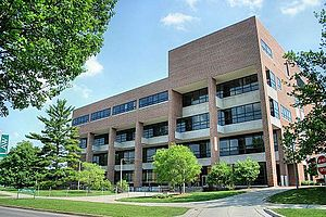 Michigan State University College of Law - Image: MSU Law School 2