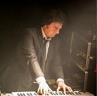 Mickey Simmonds Musical artist