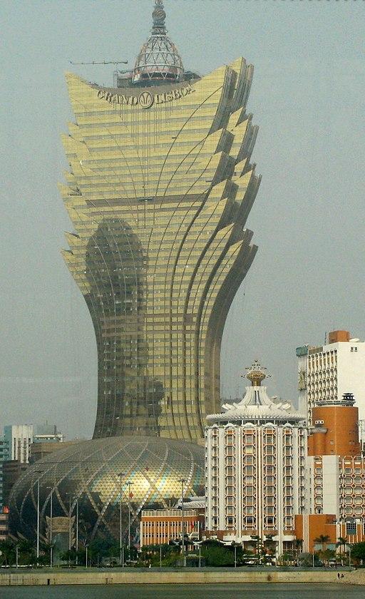 Macao Grand Lisboa200712