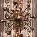 Madeira - Santa Cruz - church interior - lights (33201226550).jpg